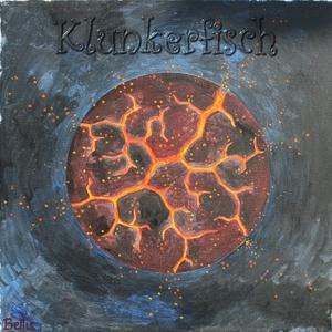 Acrylbild *Supernova*