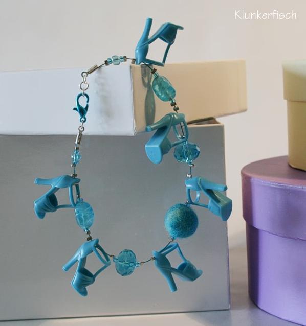 Armband mit Schuhen *Amanda*
