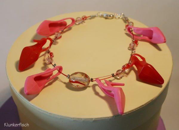 Armband mit Schuhen *Rhonda*