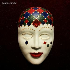 Masken-Brosche *Venedig*