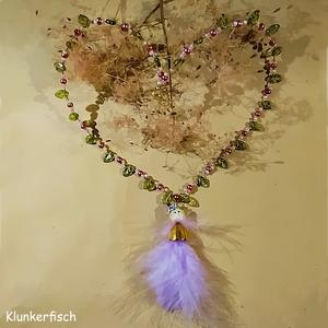 Elfen-Halskette *Holla, die Waldfee!*