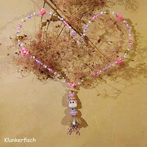 Elfen-Halskette *Rosen-Elfe*