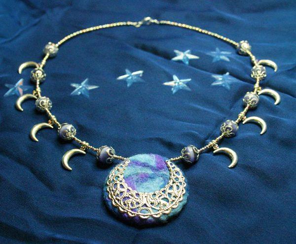 Halskette *Orientalische Nacht*