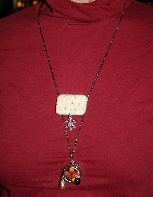 Halskette *Frau Holle*