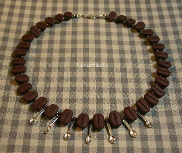 Halskette *Silberne Kaffeelöffel*