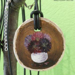 Miniatur-Bild als Medaillon *Herbstastern*