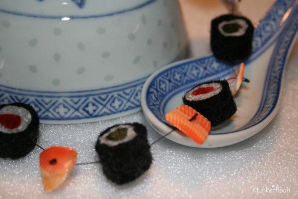 Halskette *Sushi*