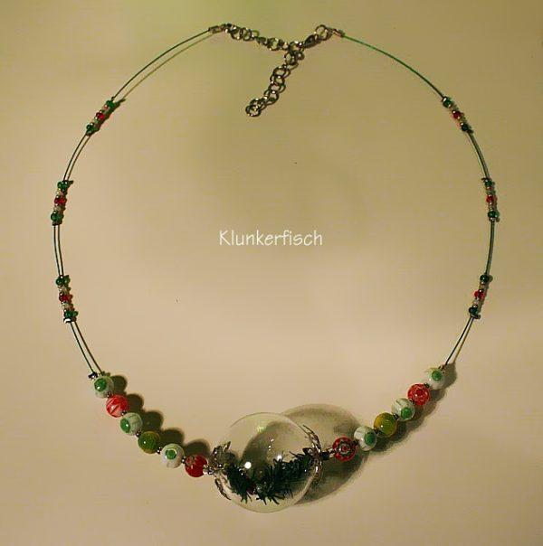 Halskette *Weihnachtstraum*
