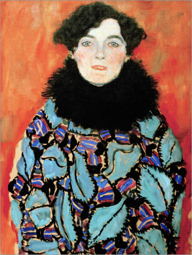 Gustav Klimt: Johanna Staude