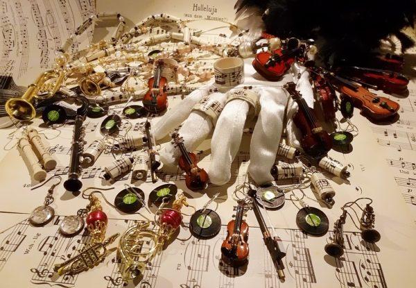 Barocke Musikstückchen