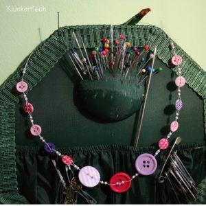 Knopf-Halskette *Janet*