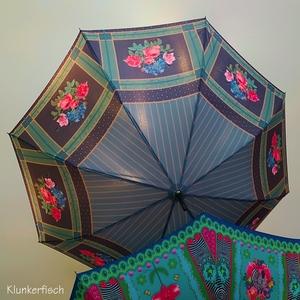 Designer-Regenschirm / Stockschirm *Bonny Bouquet*