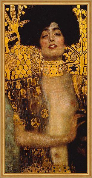 Gustav Klimt: Judith und der Kopf des Holofernes