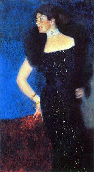Gustav Klimt: Bildnis der Rose von Rosthorn-Friedmann