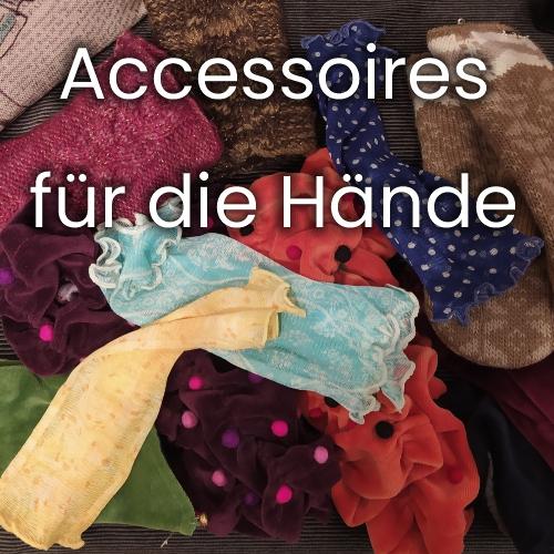 Accessoires für die Hände