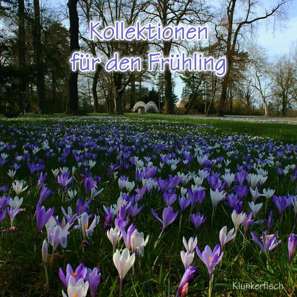 Kollektionen für den Frühling
