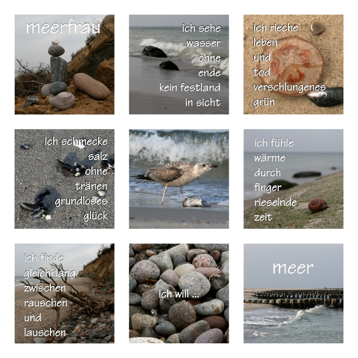 Kategorie Kiesel, Sand und Meer