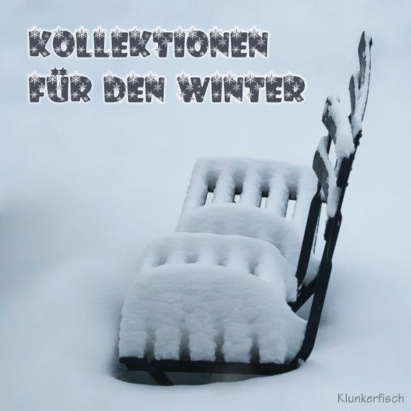 Kollektionen für den Winter