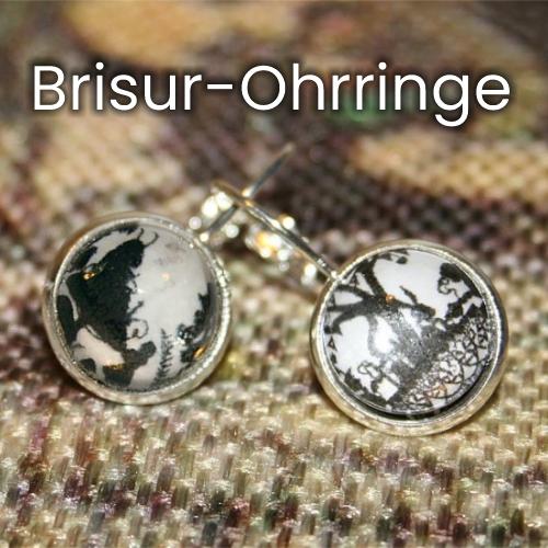 Brisur-Ohrringe