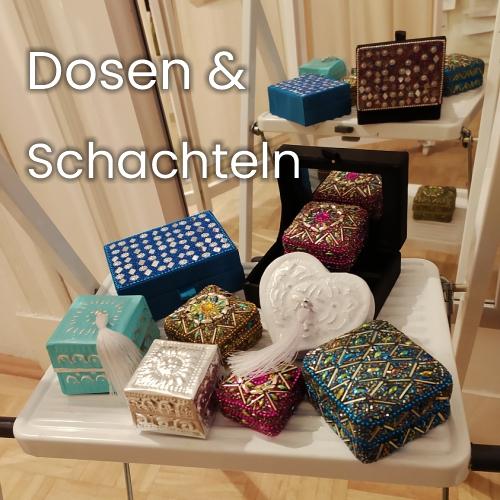 Dosen & Schachteln