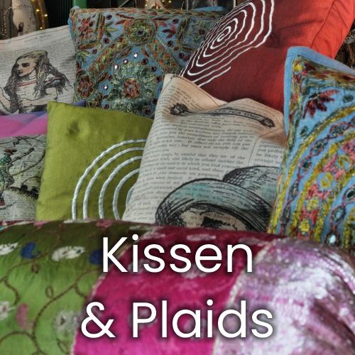 Kissen & Plaids