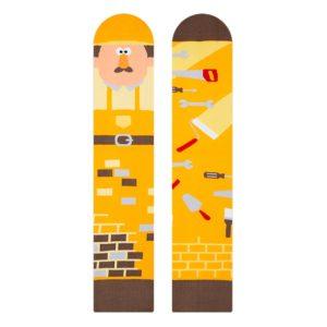 Socken *Bauarbeiter*
