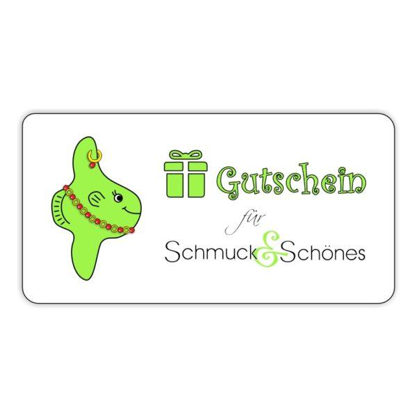 Klunkerfisch's Geschenkkarte