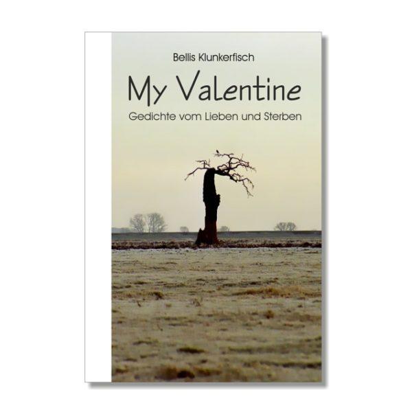 "Gedichtband ""My Valentine"""
