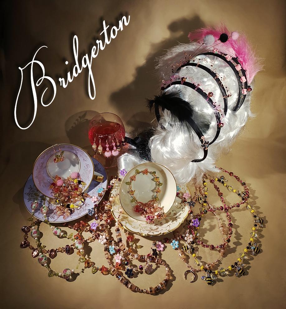 Bridgerton - Prunk und Pracht im Regency-Style