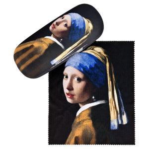 Brillenetui *Das Mädchen mit dem Perlenohrring*