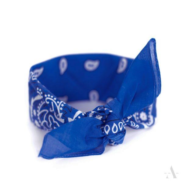 Bandana / Nikki-Tuch in Blau