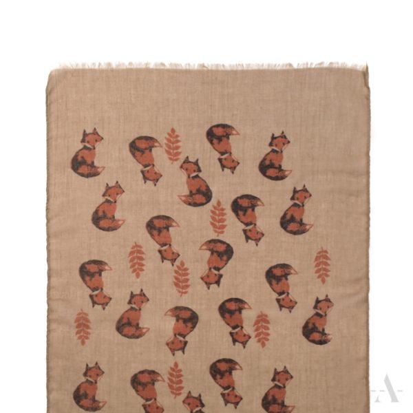 Leichtes Schal-Tuch *Fuchs*